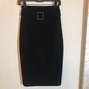 Karen Millen High Waist Pencil Skirt